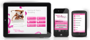 Easy Weddings free mobile wedding planning apps
